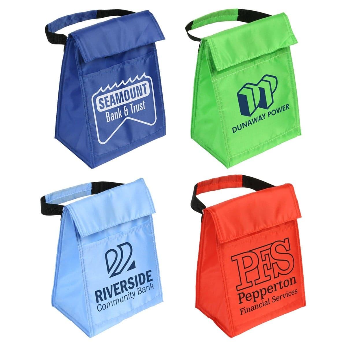 custom printed cheap lunch bag