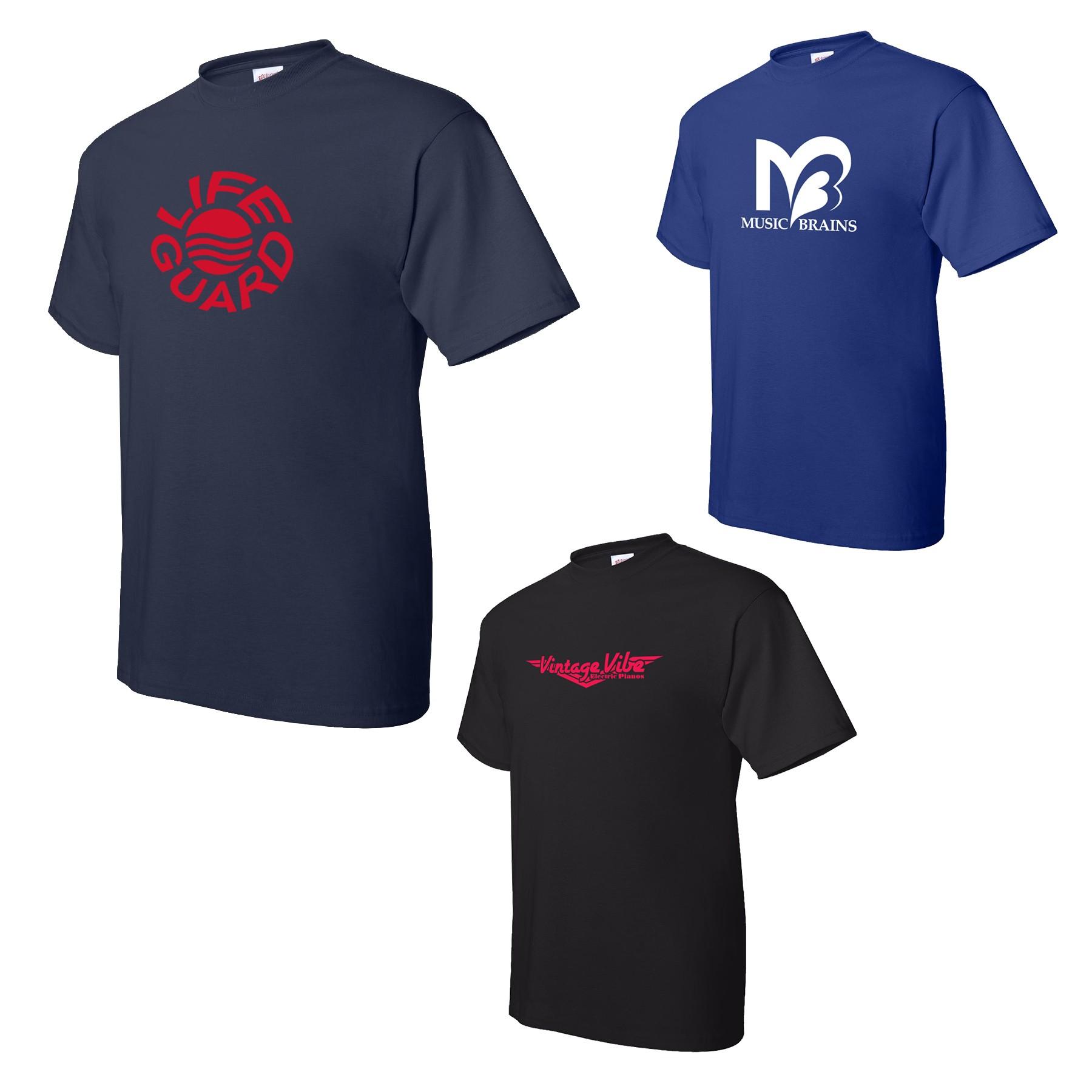 hanes-comfort-printed-tshirt
