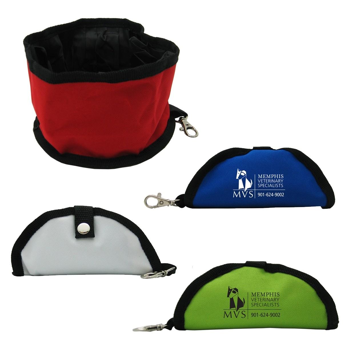 portable custom dog bowl arlington va