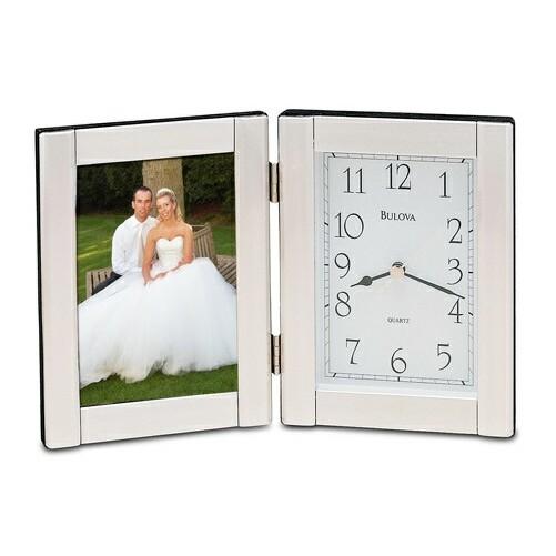 custom clock photo frame