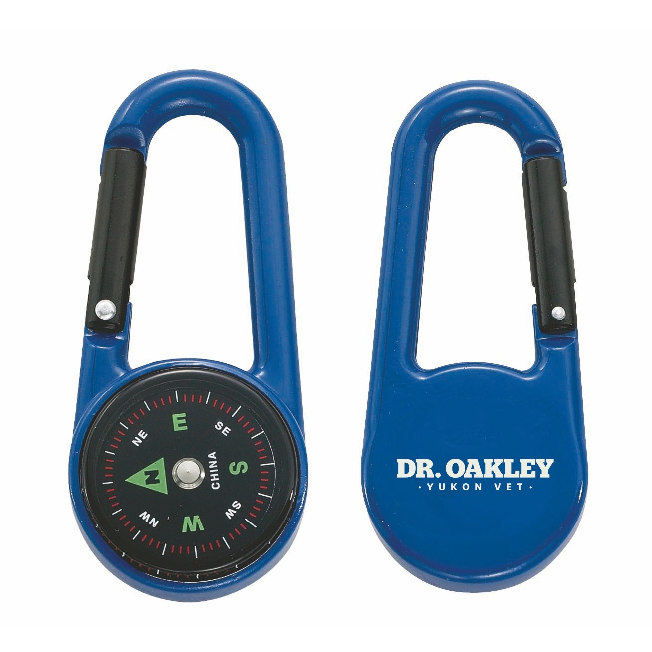 custom printed promotional compasses