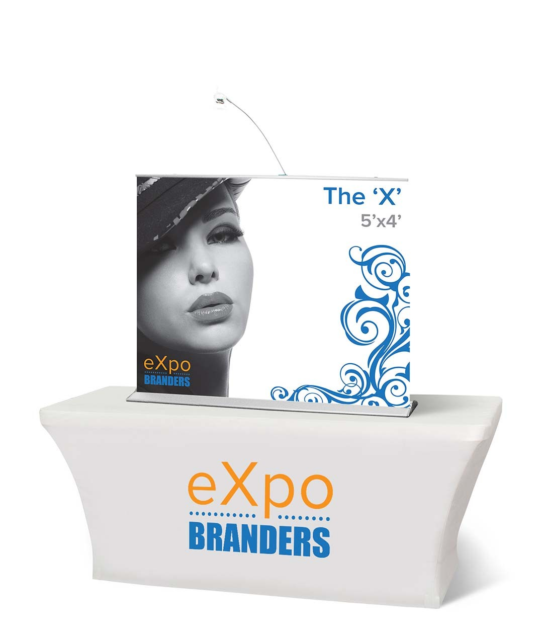 X-5x4-table-top-retractable-banner-stand-arlington-va-dc-pa-nyc