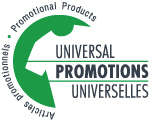Universal Promotions Canada Logo