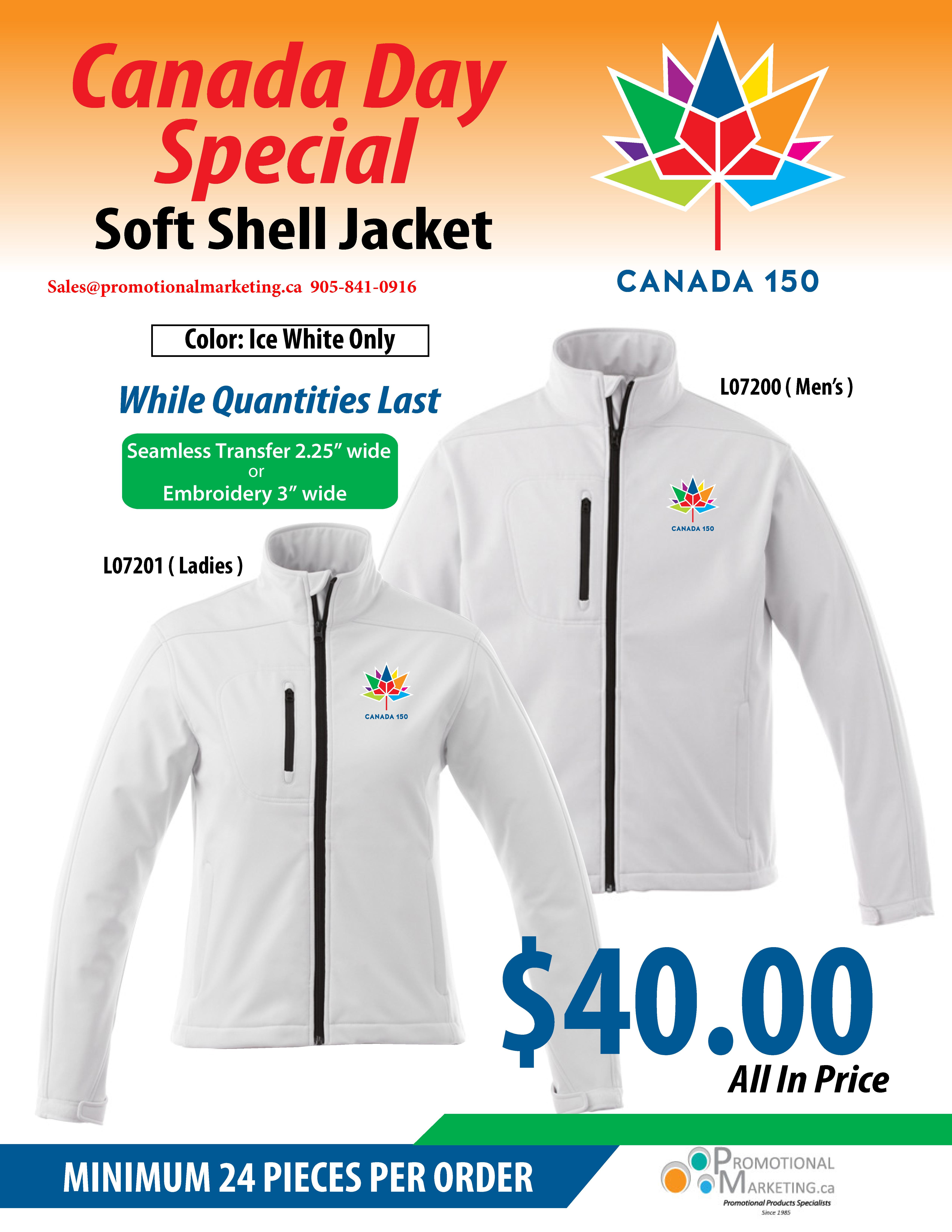 Canada150 Jackets