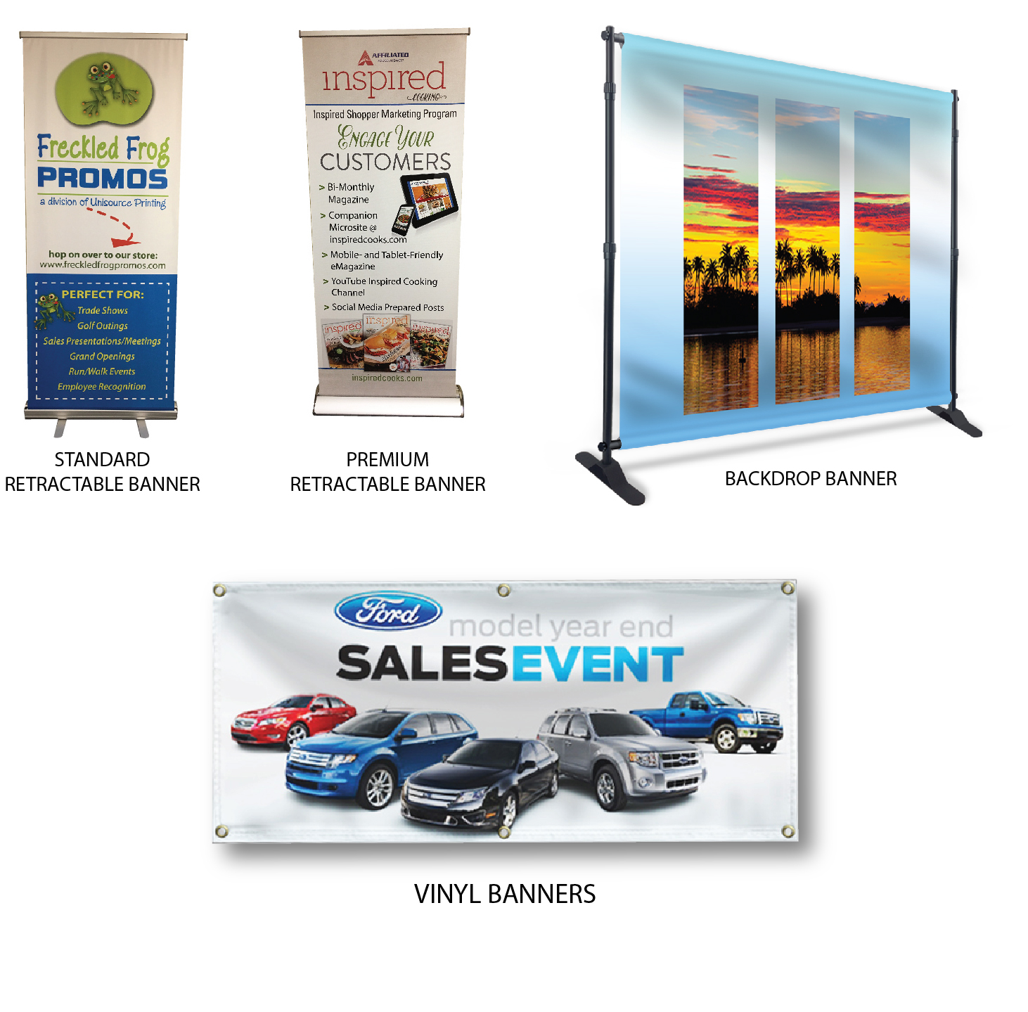 Retractable Banners_Backdrop Banner_Banners