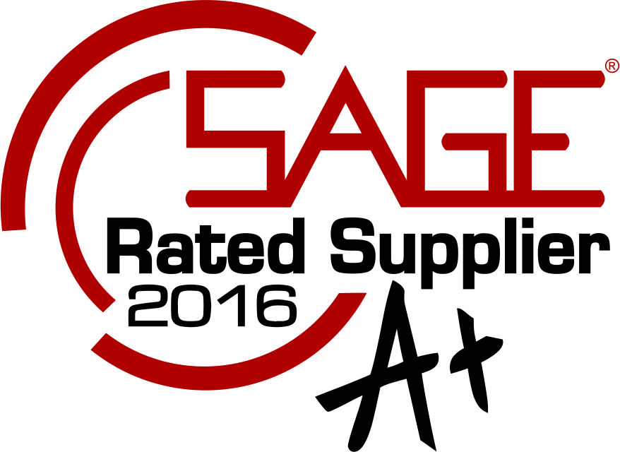2016 A+ SAGE rating