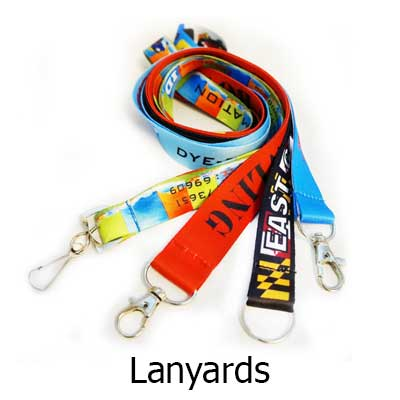 Custom Promotional Lanyards