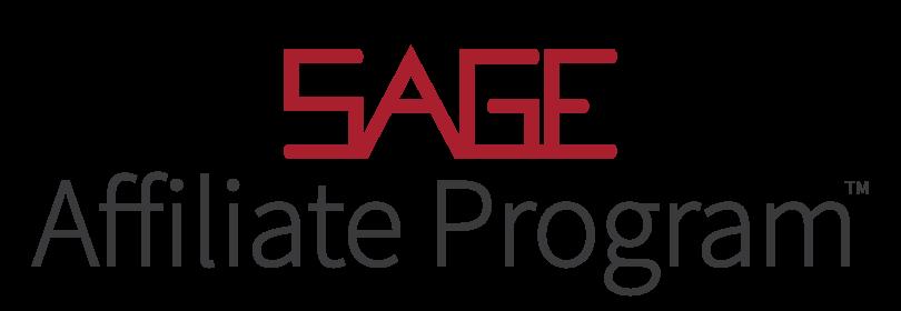SAGE Affiliate Program Logo