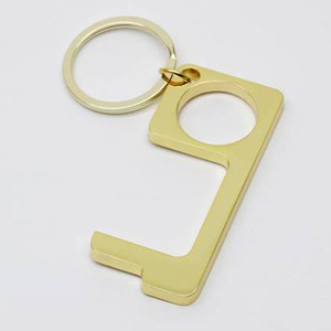 no touch keyring
