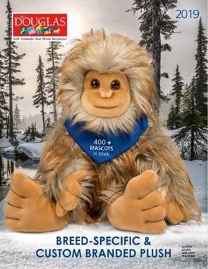 2019 Douglas Promotional Plush Catalog