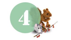 Plush customization ordering step 4 Choose Imprint Color Douglas toy animals