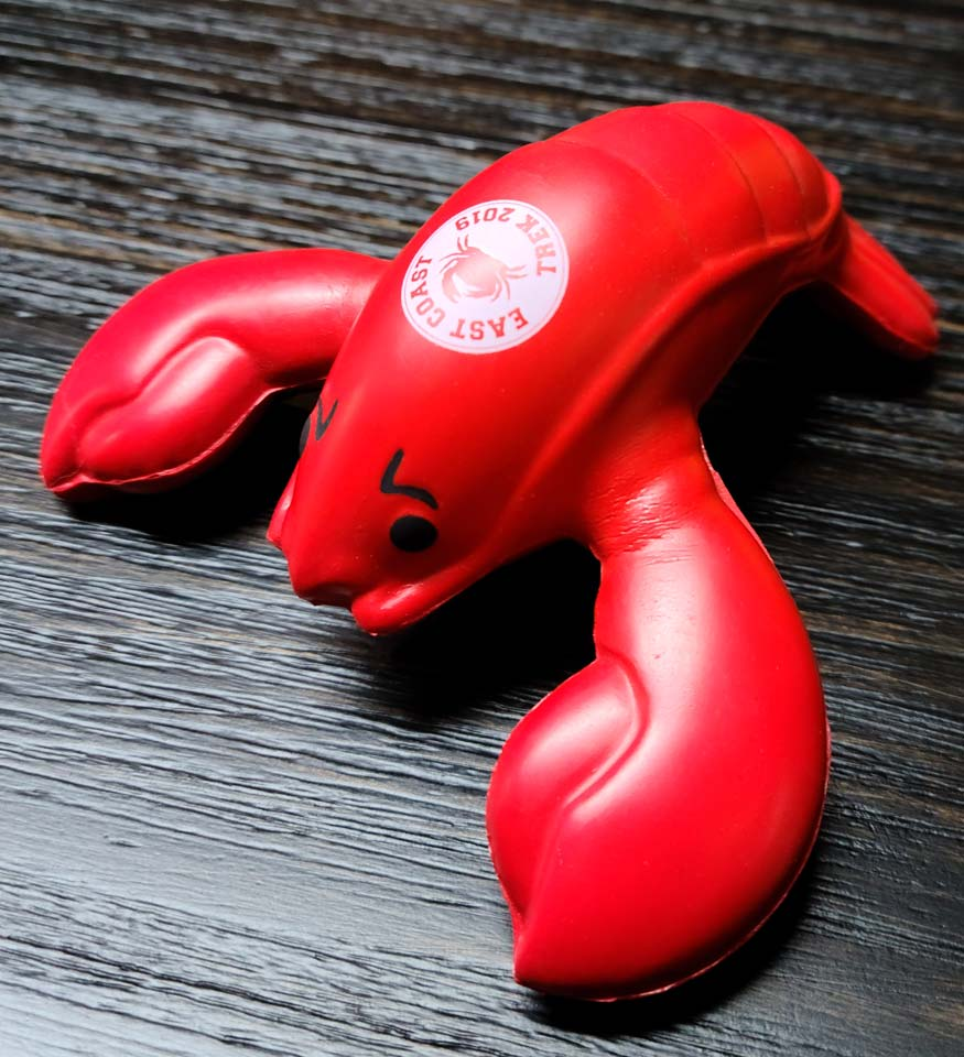 Stress Ball - Lobster