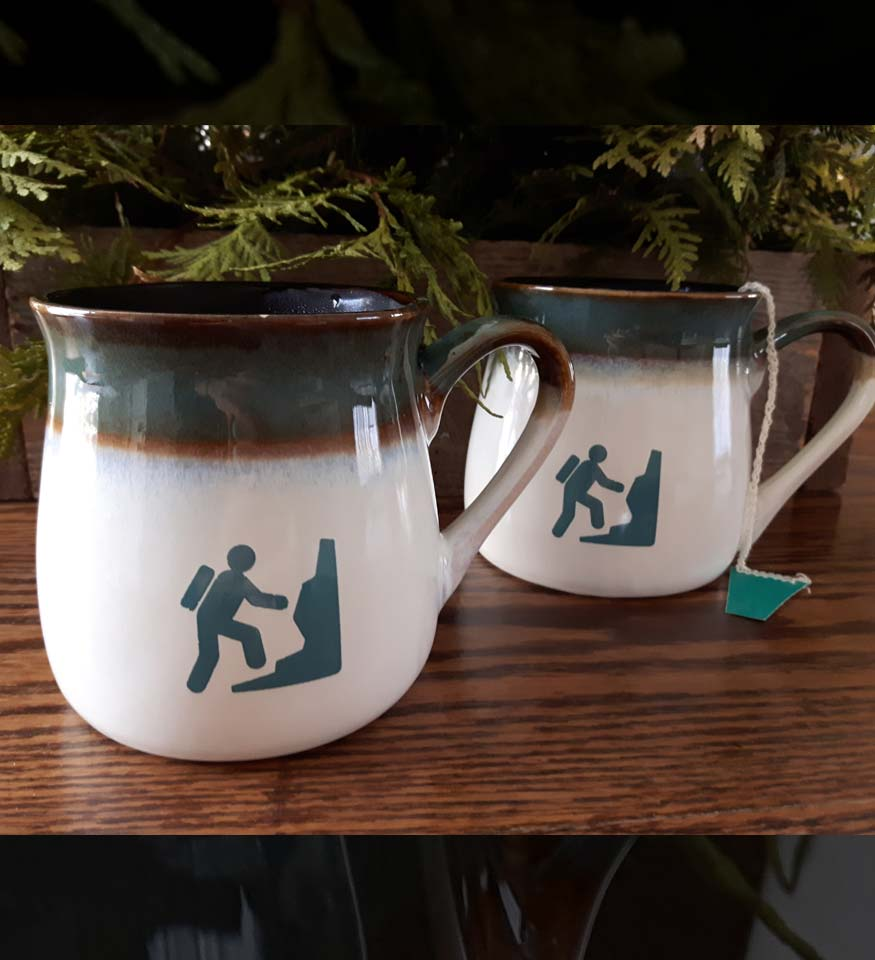 Custom Finish Mugs