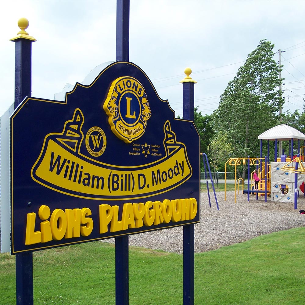 Lions Playgrounds