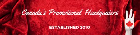 Canada's Promotional Headquarter Header