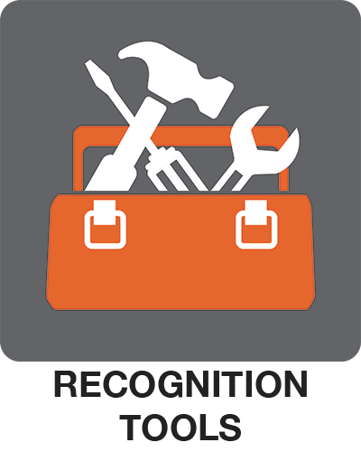 recognition tools and resources