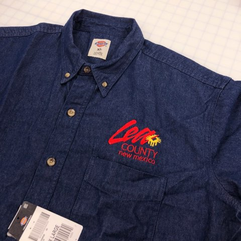 Awesome Graphics Embroidered Shirt