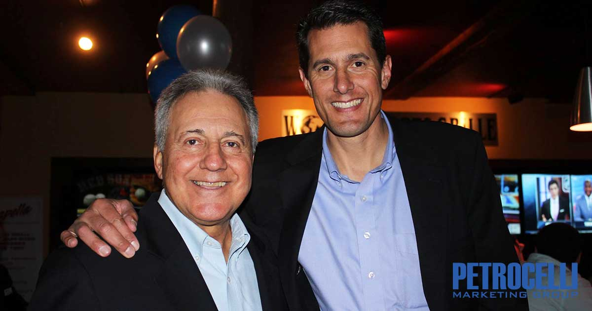 PMG - Rico and Mike Petrocelli