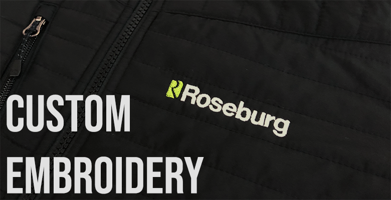 Custom Embroidery A Key Element To Company Identity