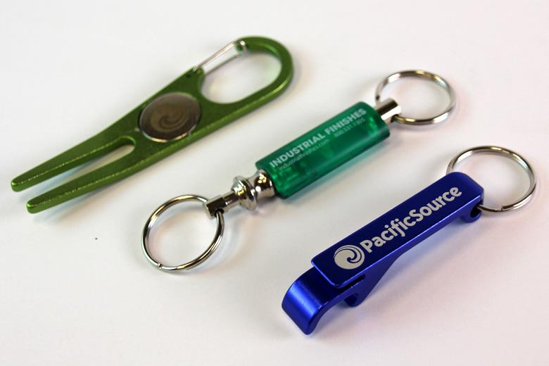 Key chains are a classic form of marketing for your company