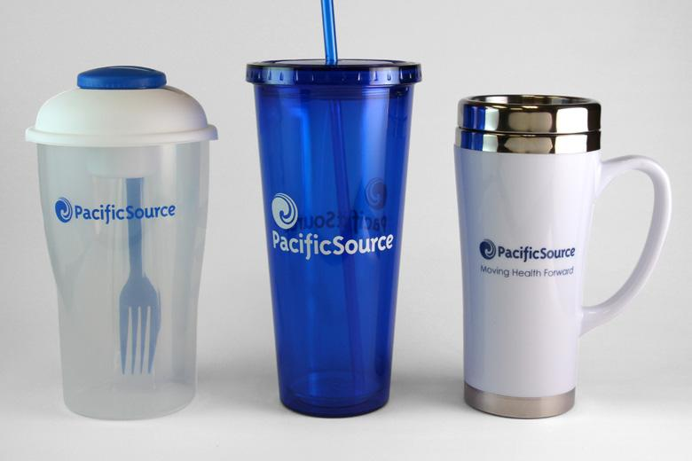 Custom drinkware provides your customers with convenient refrehsment on the go