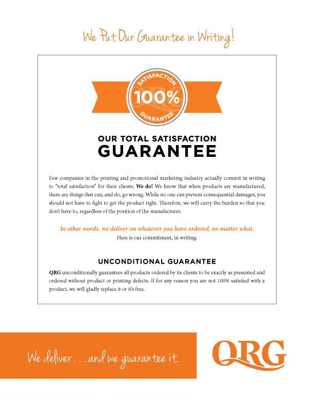 QRG Guarantee