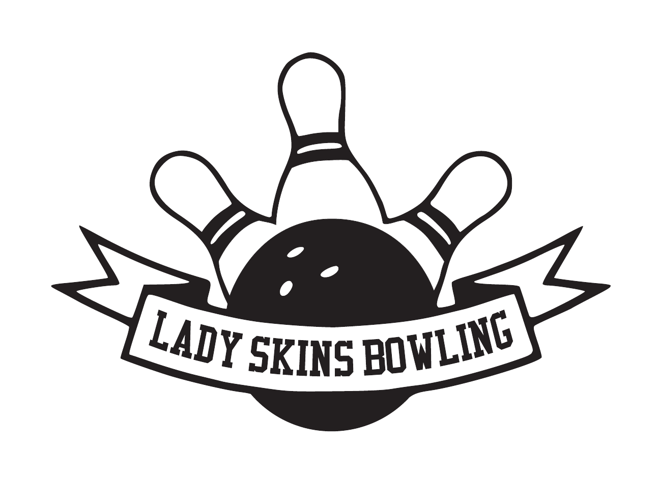 Lady Skins Bowling 37108