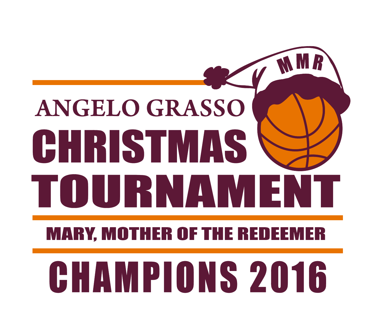MMR Basketball Holiday Tournament Champion