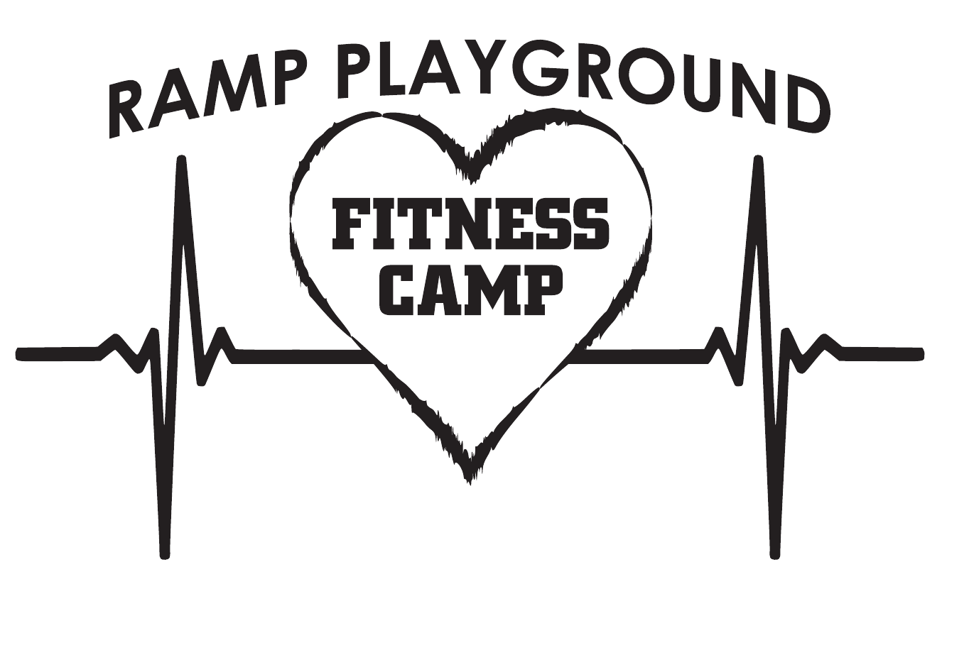 Ramp Playground Fitness Camp