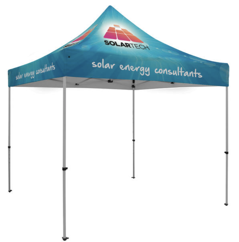 Printed- canopy- tent- printed canopy tent- outdoor- display- outdoor display- trade show- local- VA- Undercover Printer