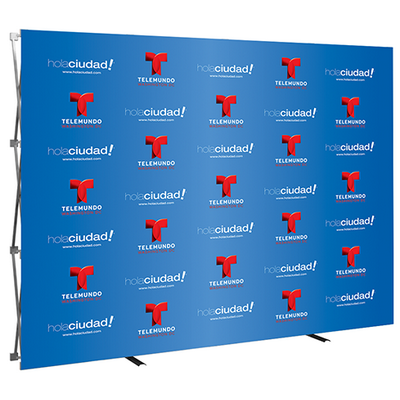 banner- back wall- Big Easy- step & repeat- local- trade show- Undercover Printer