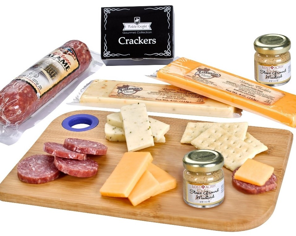 Meat and Cheese Set