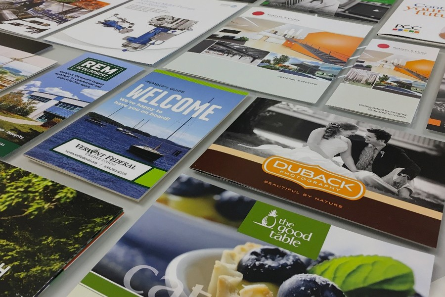 Packaging & Printed Collateral