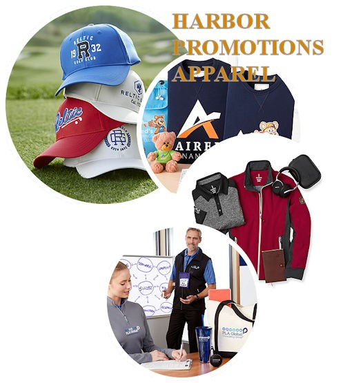 Harbor Promotions Apparel