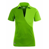 Recycled women's polo shirts