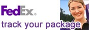 Track your packages with FedEx