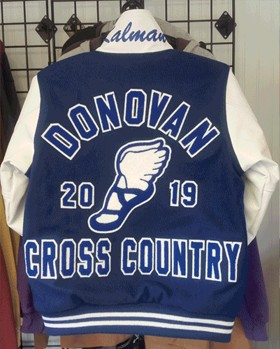 DONOVAN CROSS COUNTRY