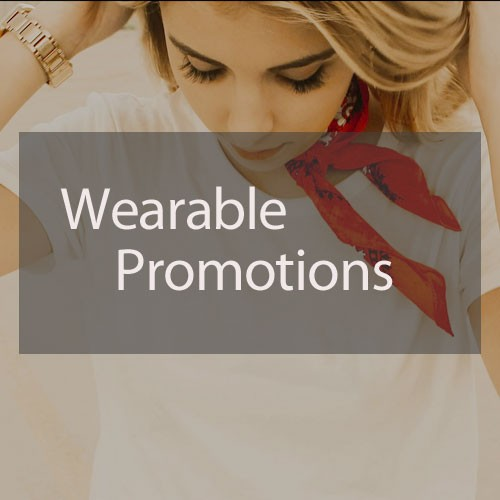 Wearable Promotions