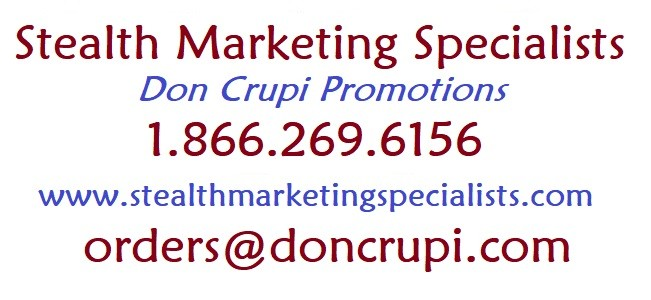Don Crupi Promotions