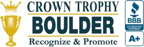 Crown Trophy of Boulder