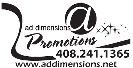 Ad Dimensions Promotional Products