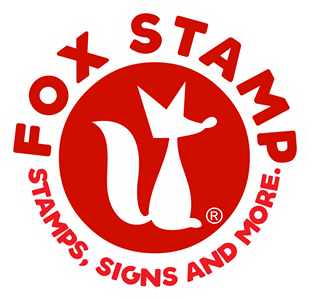Fox Stamp Sign & Specialty