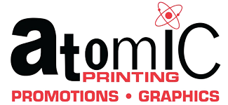 Atomic Printing Promotions and Graphics