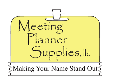 Meeting Planner Supplies