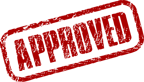 Greg Allens' Approved Vendor Status