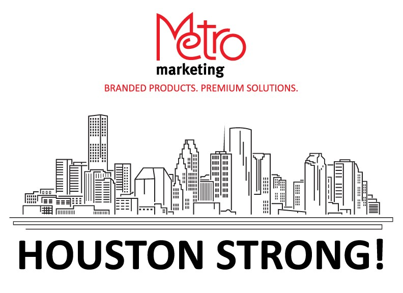 The City of Houston is open for business and Metromarketing remains Houston Strong!