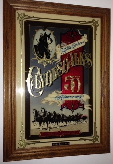 Clydesdale Mirror