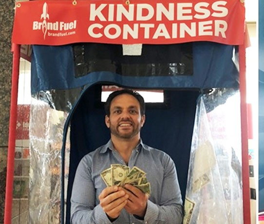 THE KINDNESS CONTAINER