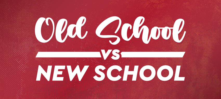 Old School vs. New School Promo Products