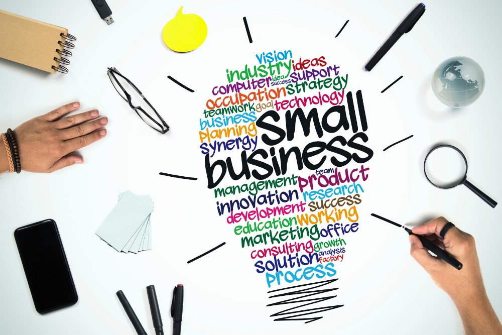 Big Ideas for Marketing Your Small Business